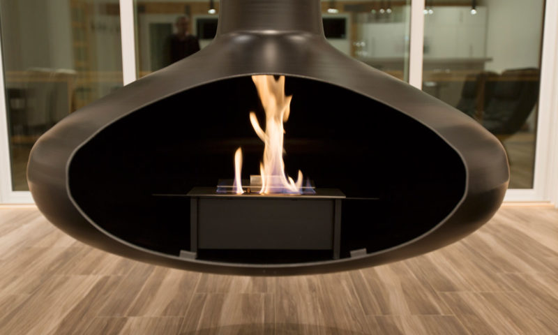 Big Mouth Fireplace