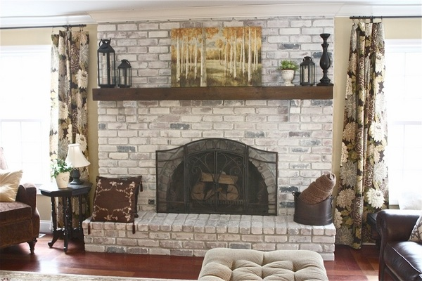 14 DIY Mind Blowing Fireplace Design Ideas - InteriorSherpa