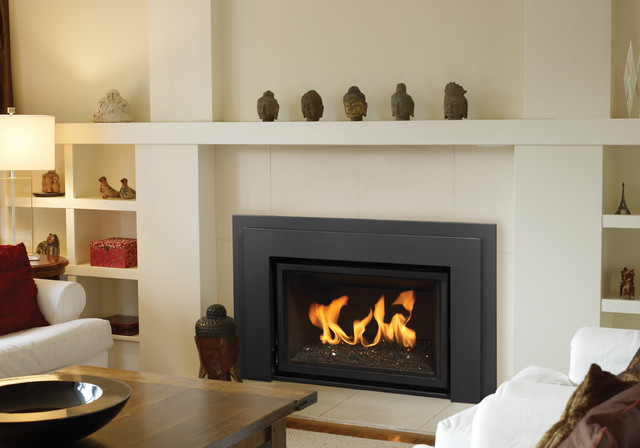 Efficient Heating Fireplace