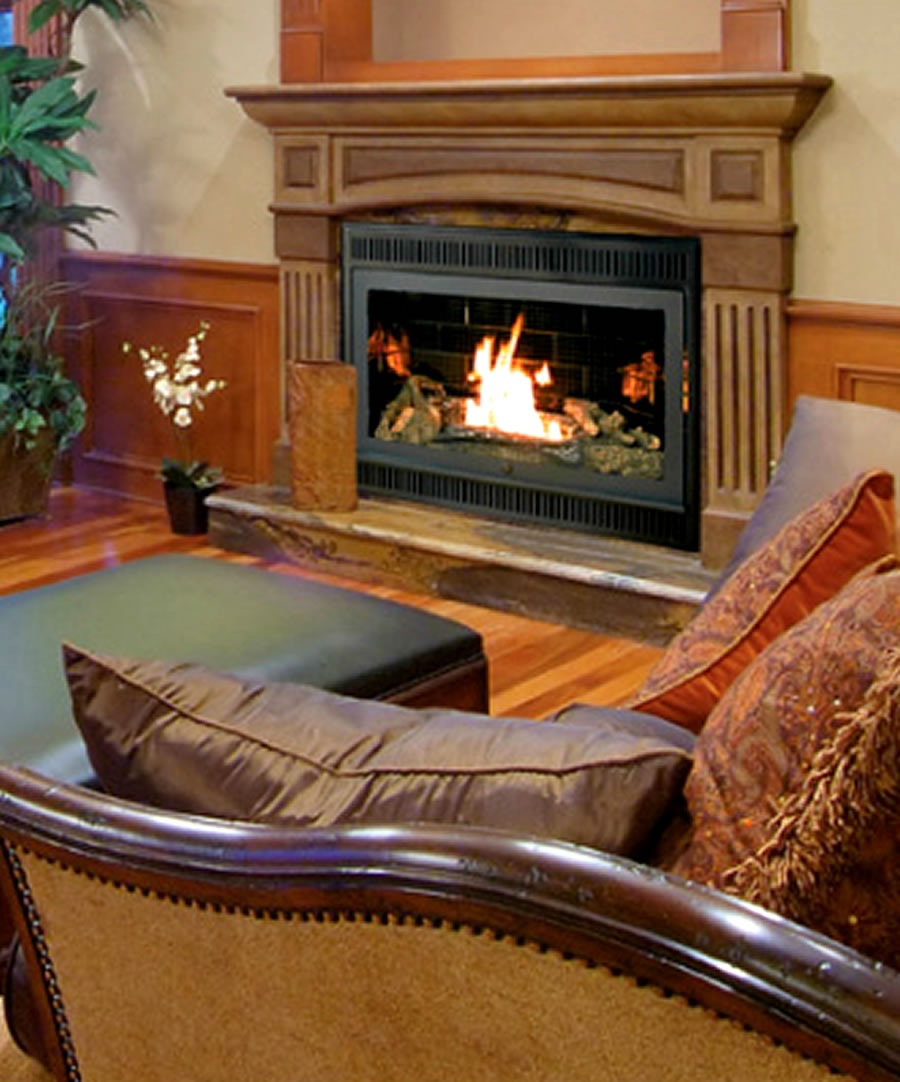 Hearth Designs: 20 Best Ventless Fireplace Ideas And Designs To Beautify