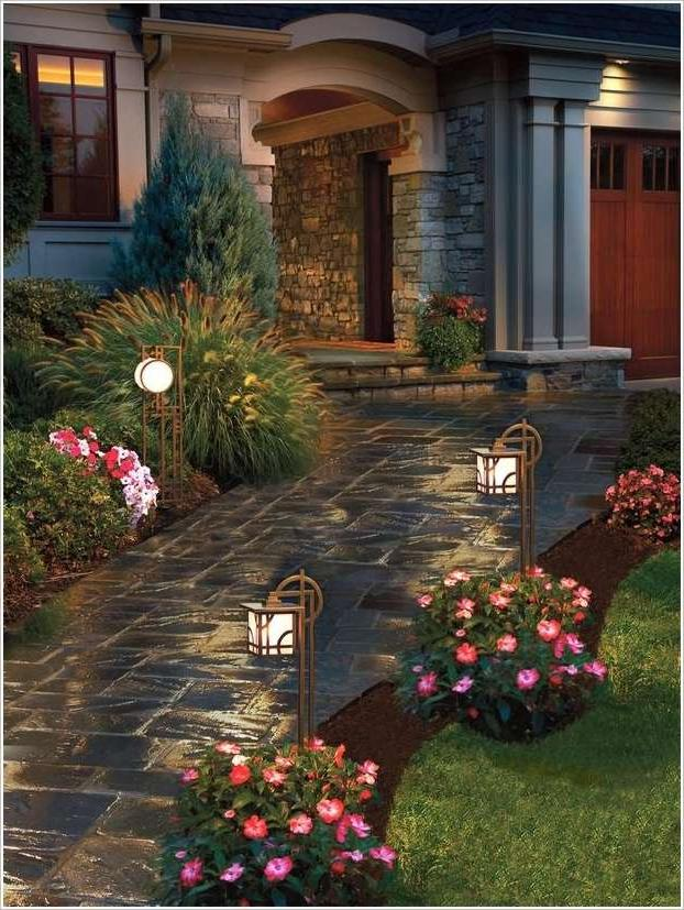 Magic with Landscape Lighting