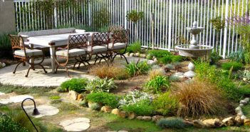 Small Patios For Landscape