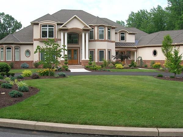 Smooth Inexpensive Landscaping