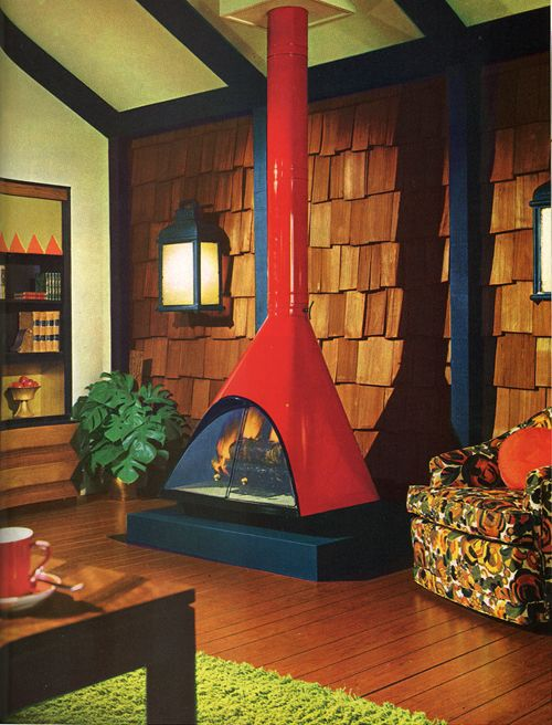 The Cone Fireplace