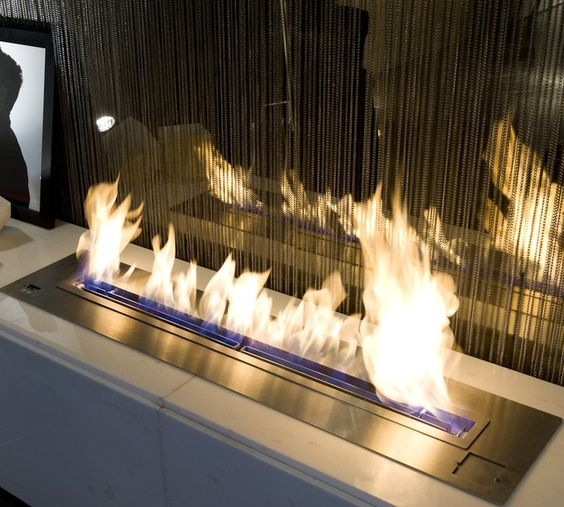 The Long Roar Fireplace