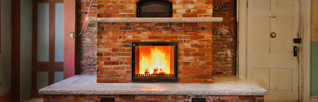 Visibility - What Are The Benefits Of Glass Fireplace Doors - InteriorSherpa