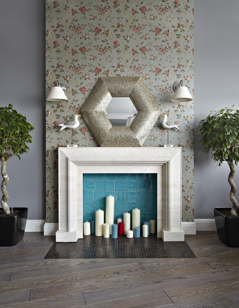 29 Quick And Easy Diy Fake Fireplace Design Ideas To