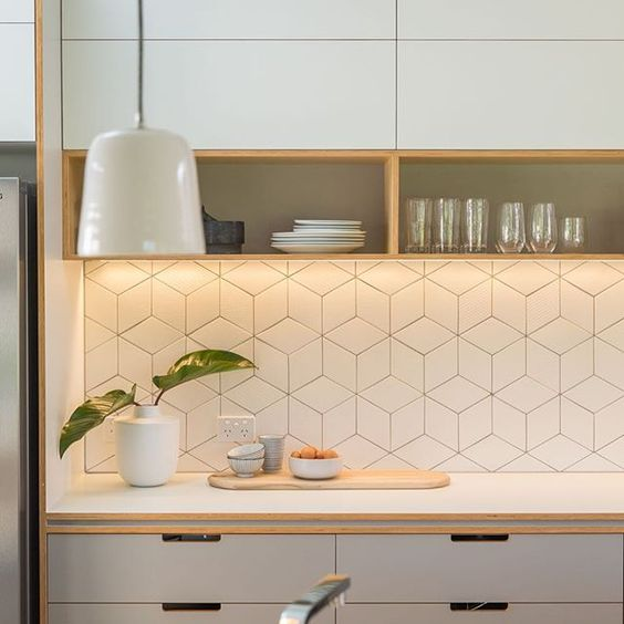 geometric-backsplash-wall