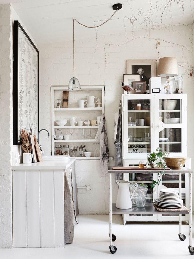 shabby-chic-kitchen