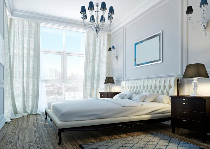 bedroom-with-white-bed
