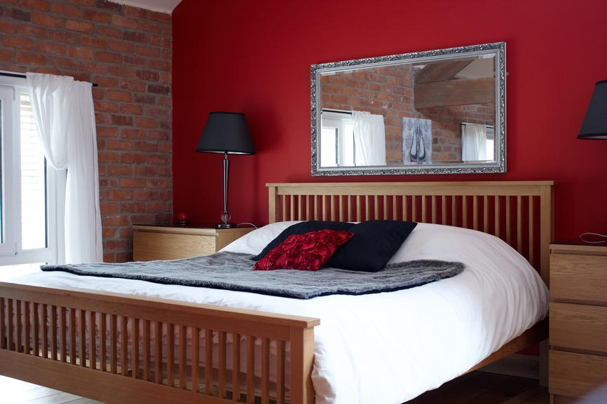 simple-bedroom-with-brick-wall