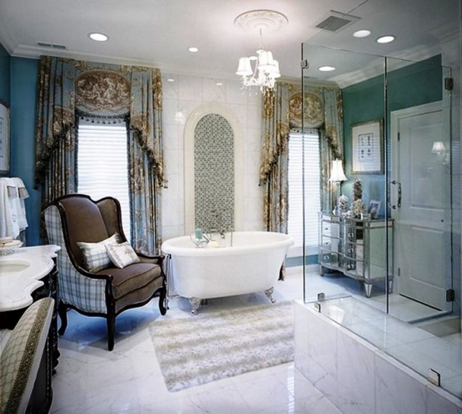 Electic Bathroom Design