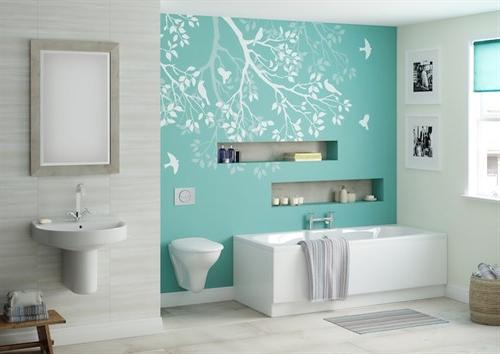 Transgender bathroom design ideas