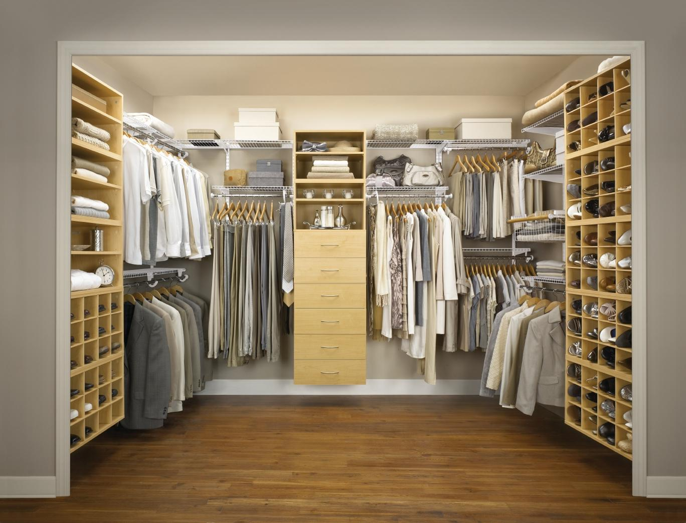 Floating Wardrobe