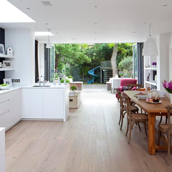 Settle on an Open-Plan Design