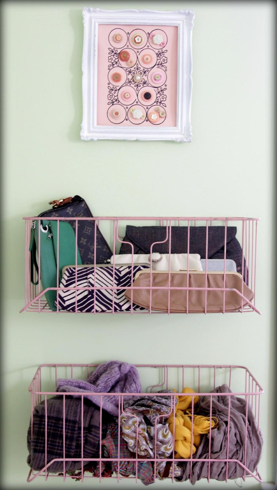 Supplementry Storage Baskets