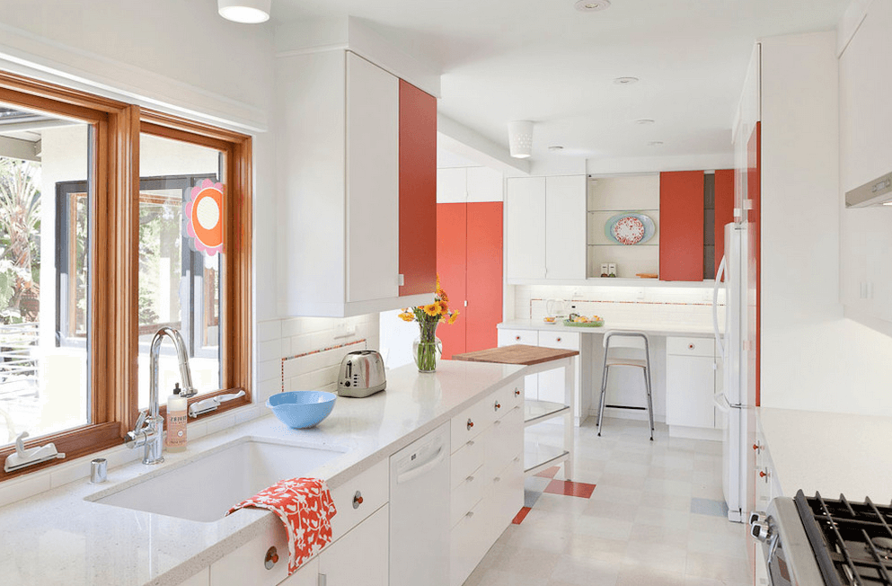 White and Bright Countertops