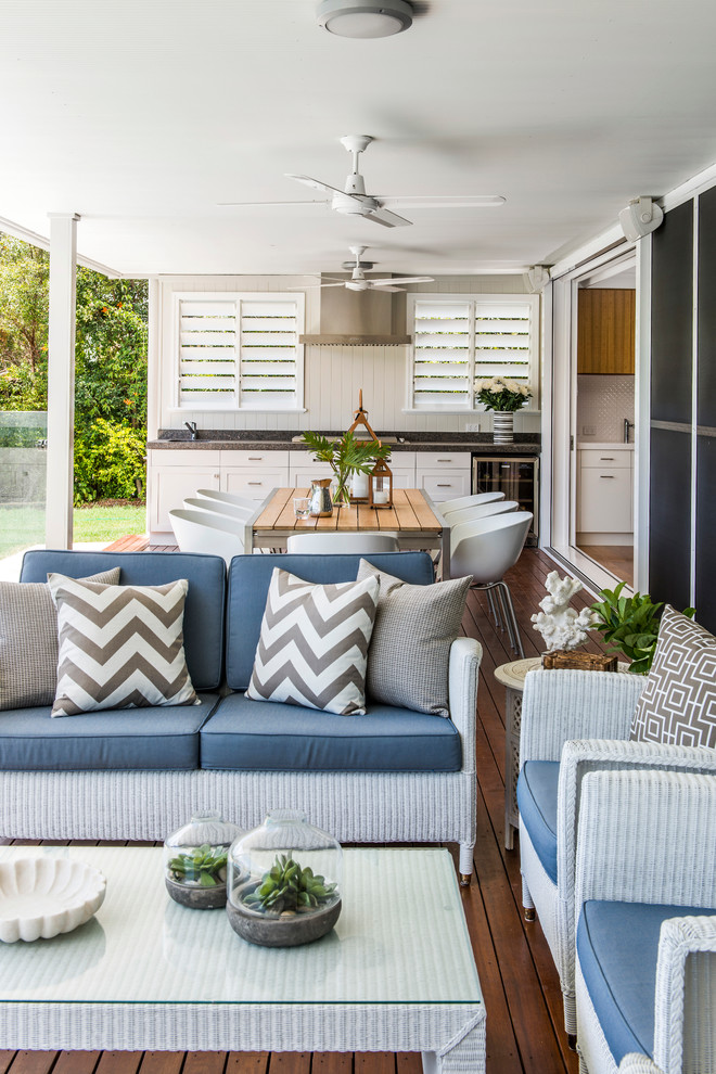 Absolute Outdoor Kitchen
