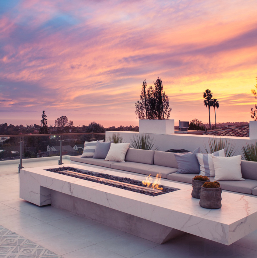 Elegance on the Roof Top