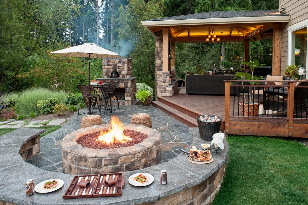 Perfectly Designed Patio