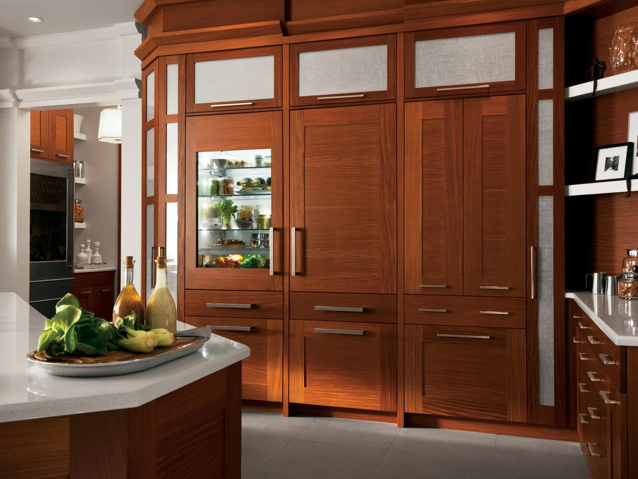 50 best modern kitchen cabinet ideas interiorsherpa for Alder kitchen cabinets