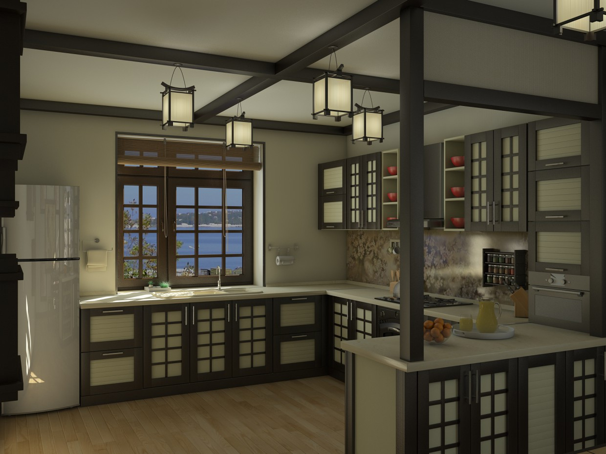 Bon Japanese Style Kitchen Cabinets Of 50 Best Modern Kitchen Cabinet Ideas  Interiorsherpa