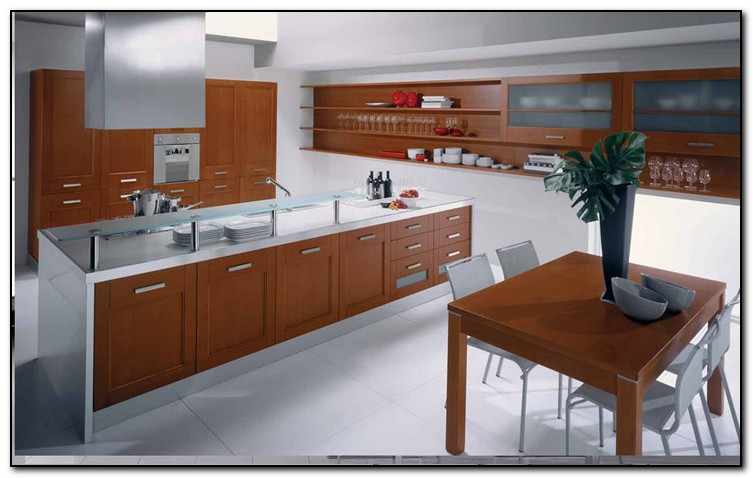 50 best modern kitchen cabinet ideas interiorsherpa for Europa kitchen cabinets
