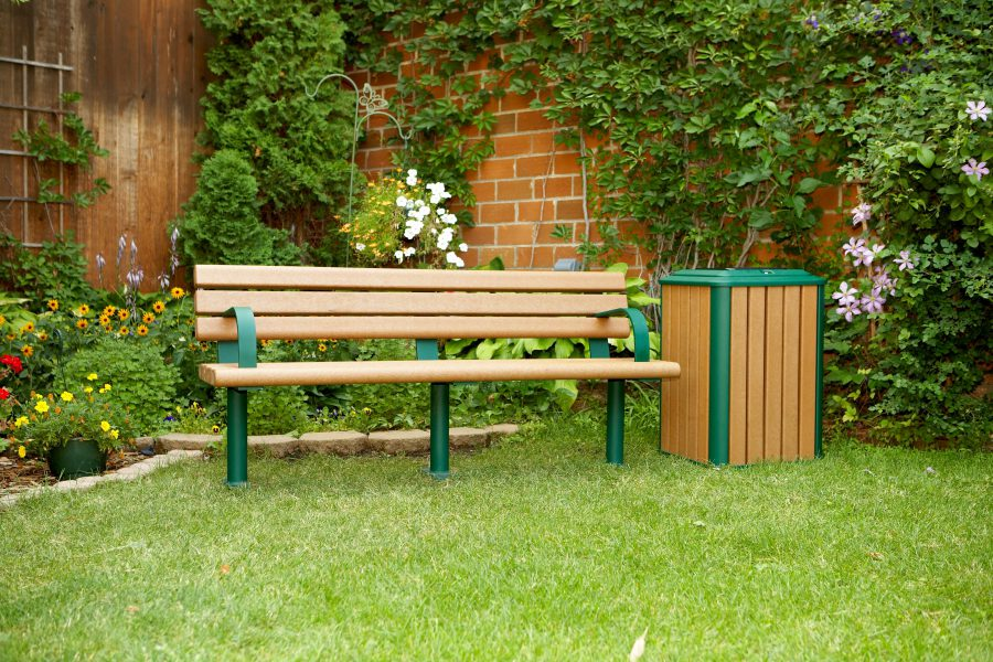 Commercial Outdoor Benches