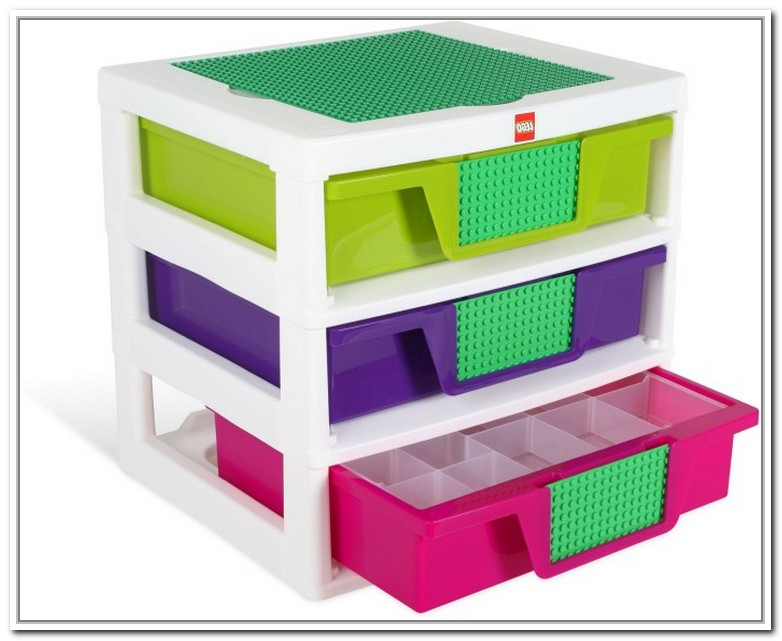 Container toy storage ideas