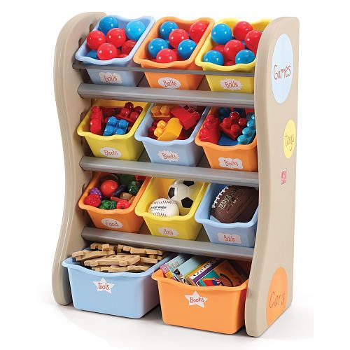 Games toy storage ideas