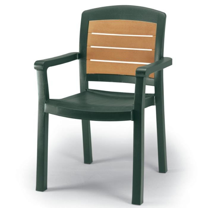 Plastic Armchair For Outdoor