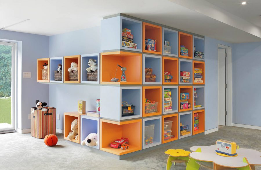 Shelves Toy Storage