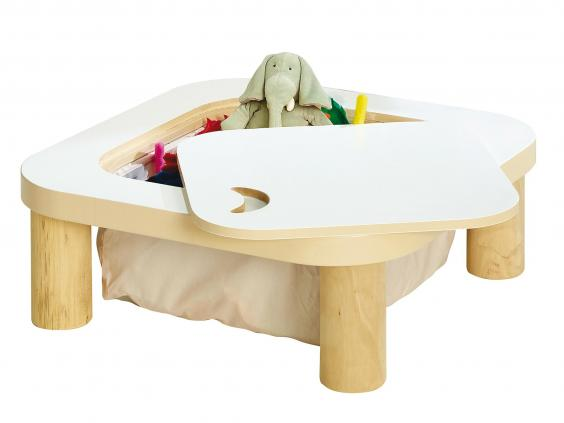 Toy storage table ideas