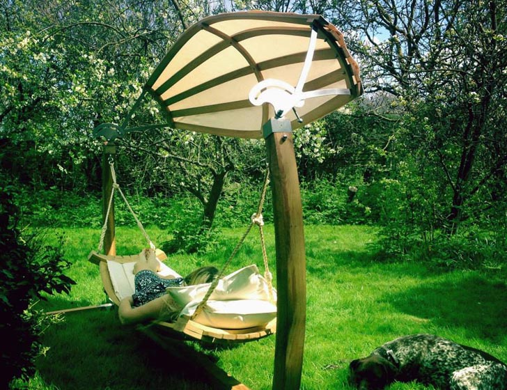Boat Shaped Hammock