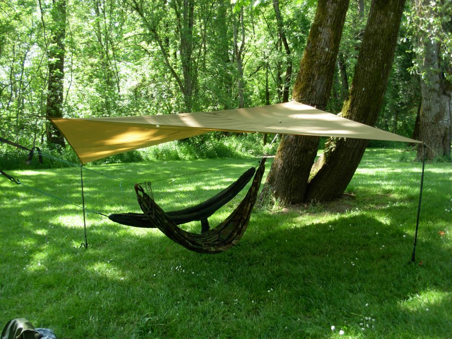 Two In One Hammock
