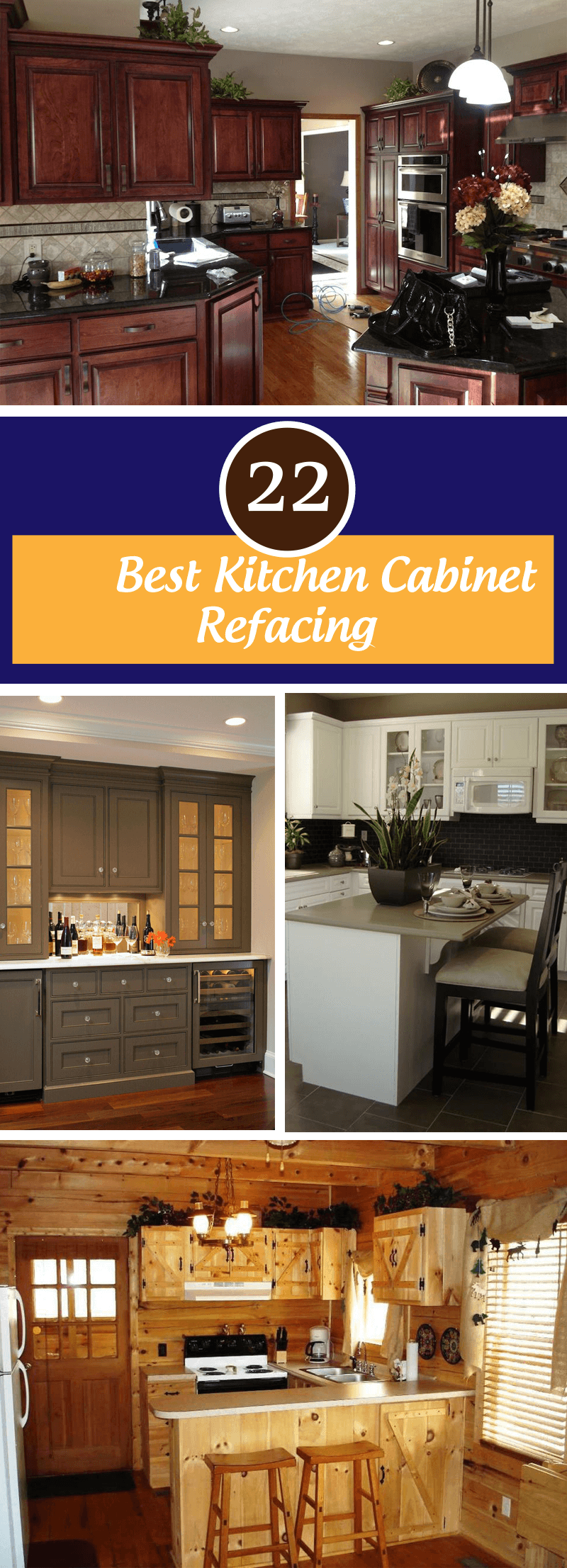 Best Kitchen Cabinet Refacing