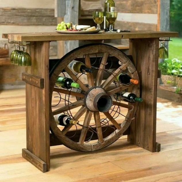 Cart Cabinet Under Table