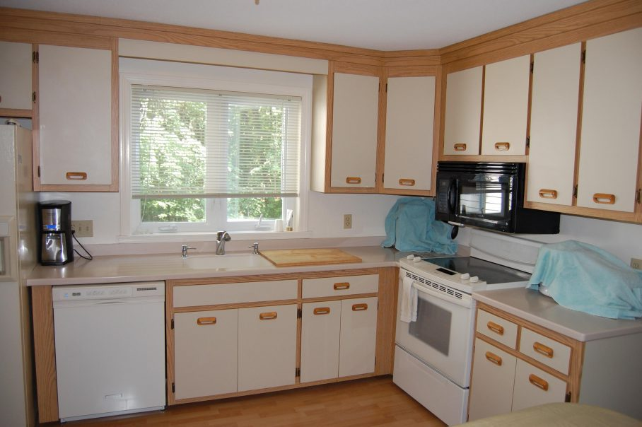 Comfortable Kitchen Cabinet Refacing