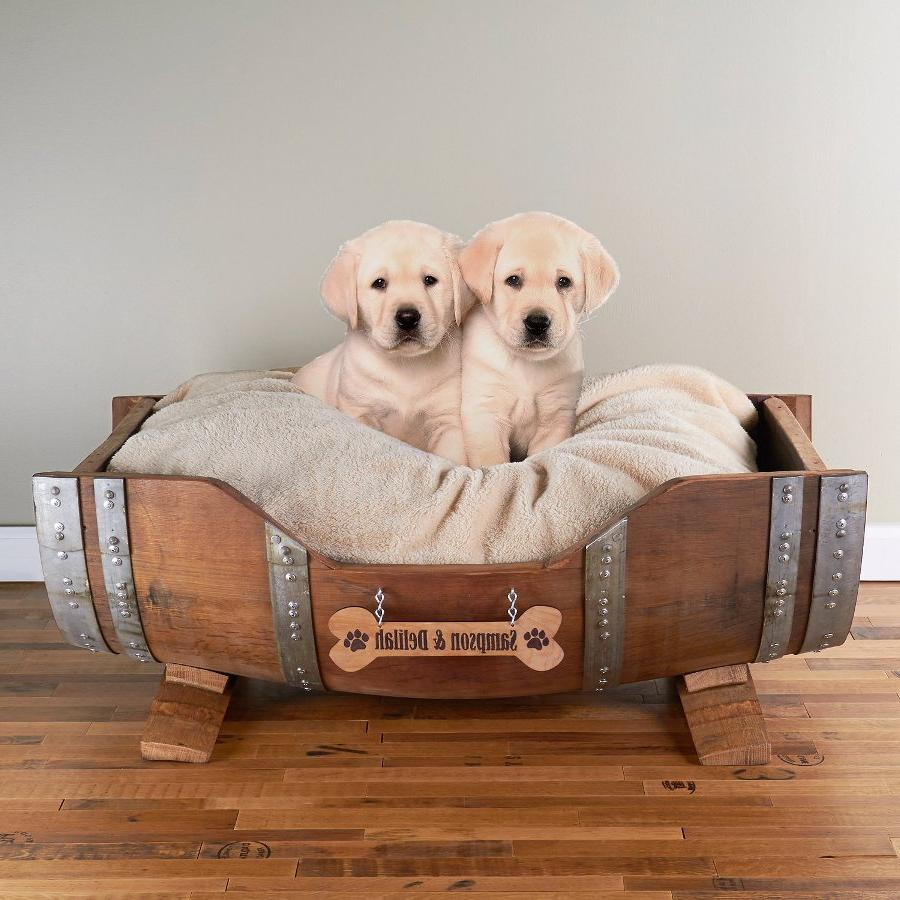 DIY Puppy Bed Ideas