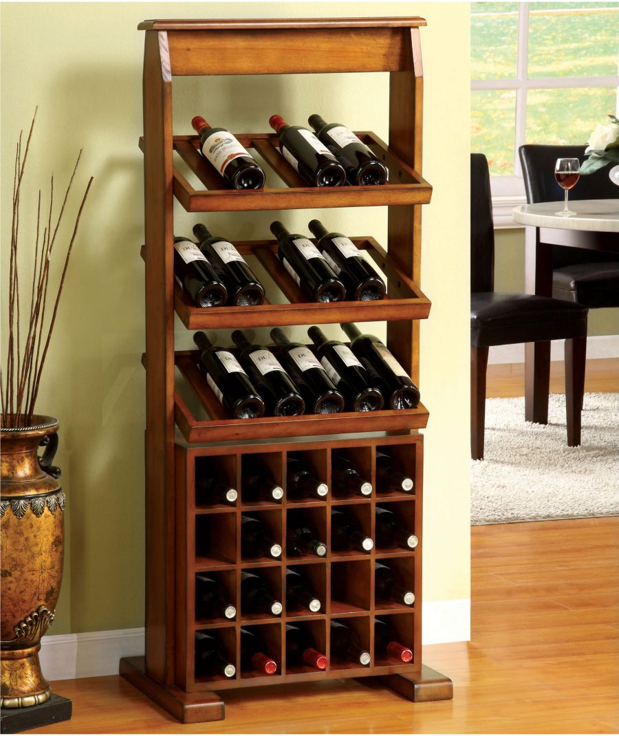 Exceptional Wine Storage Shelves