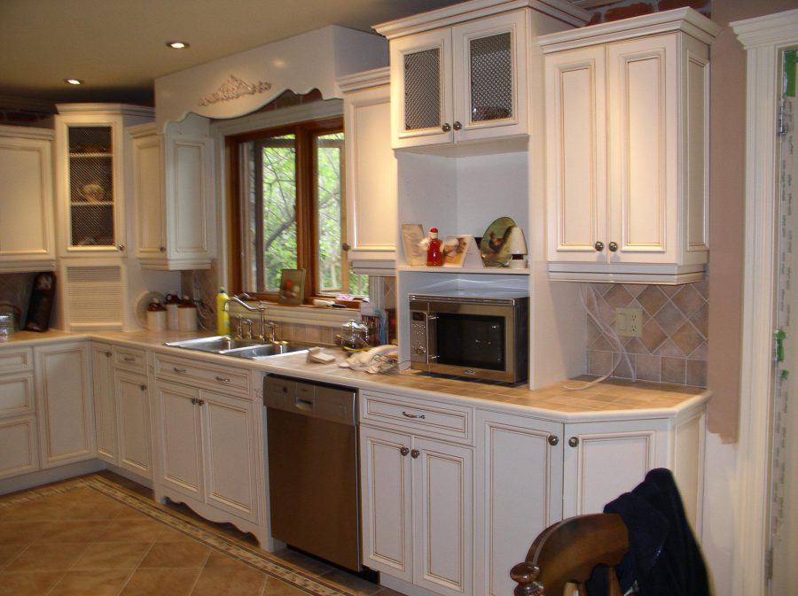 Italian Kitchen Cabinet Refacing