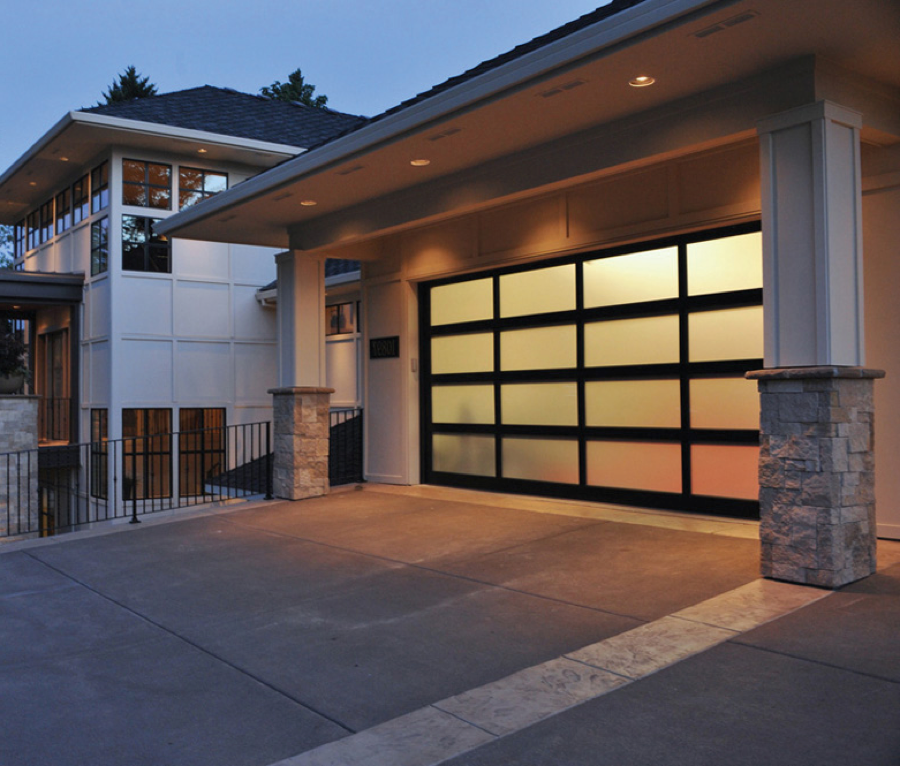 Beautiful Garage Doors Home Design Ideas And Pictures