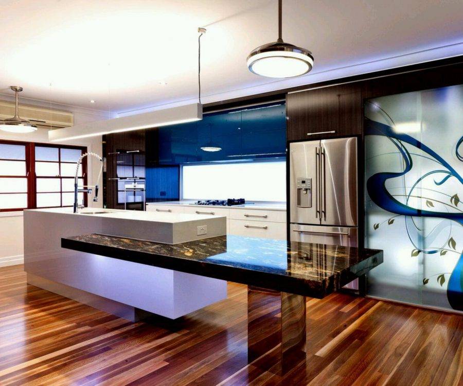 Ultra Modern Kitchen Renovation Ideas