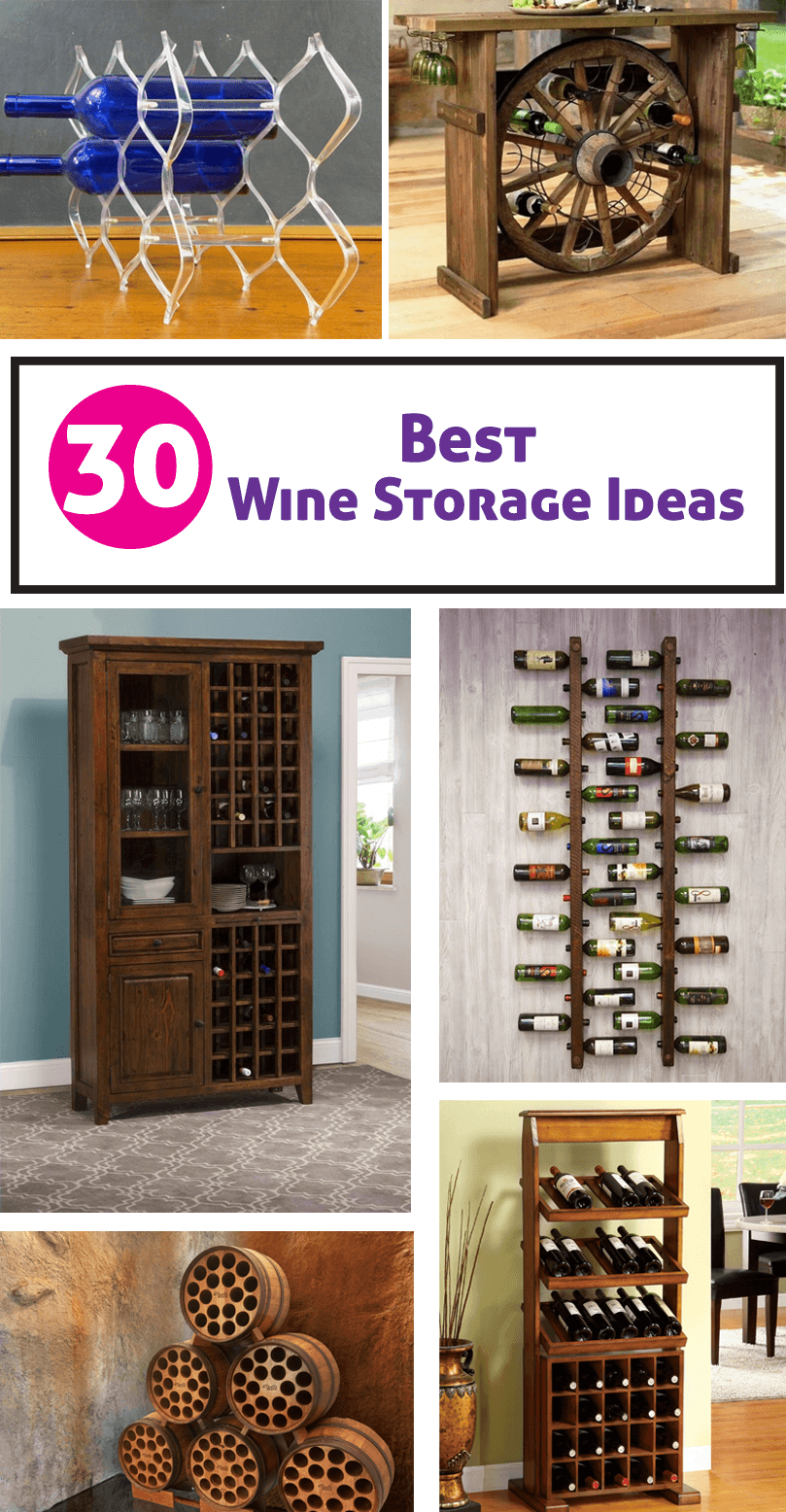 Best Wine Storage Ideas