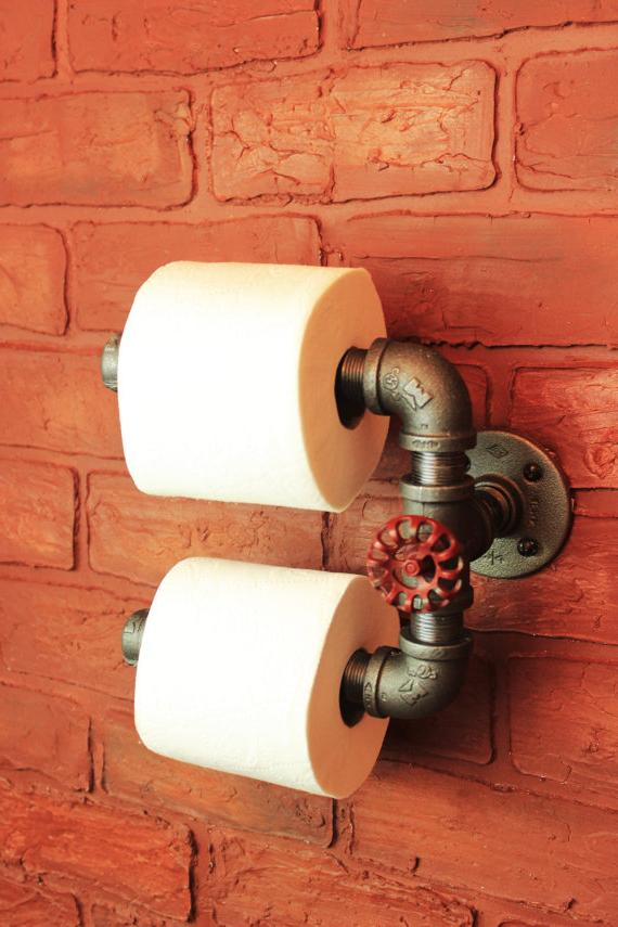 50 best diy toilet paper holder ideas and designs you ll Creative toilet paper holder