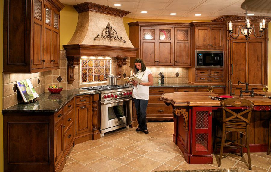 tuscan kitchen remodel ideas