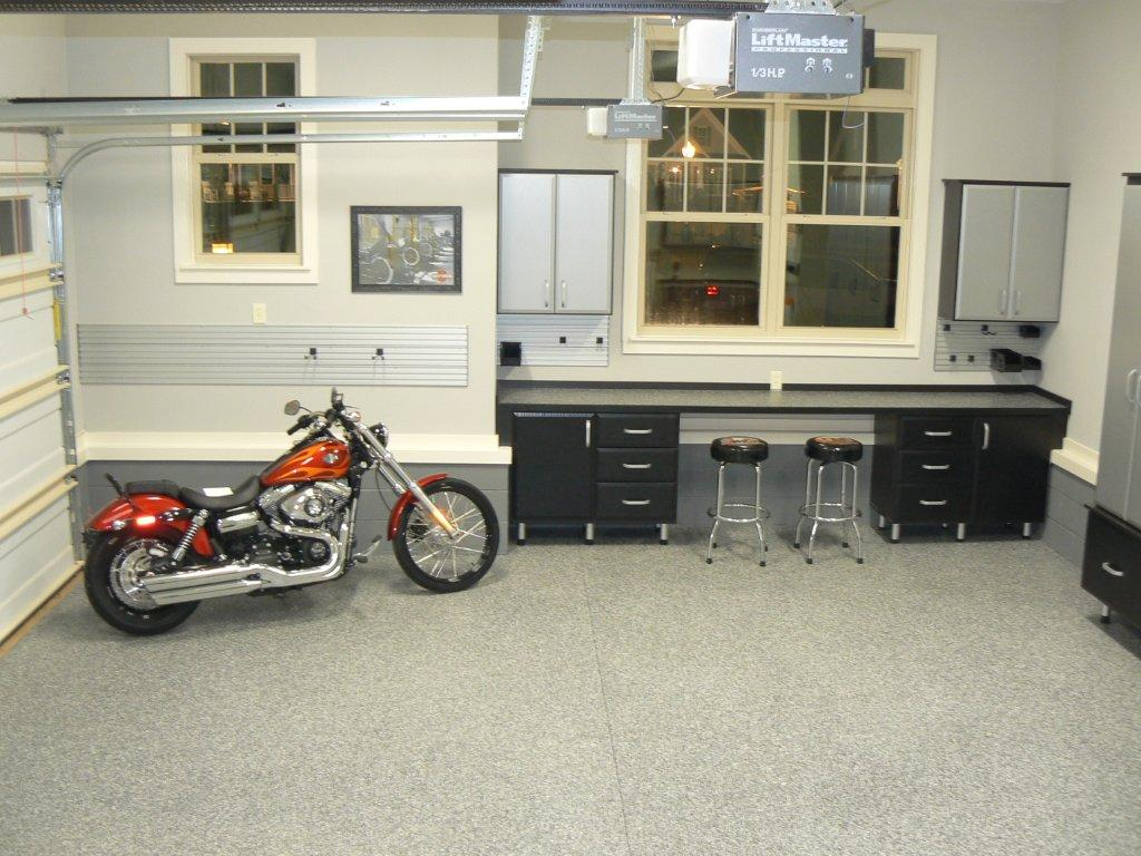 Cheap Garage Man Cave Ideas