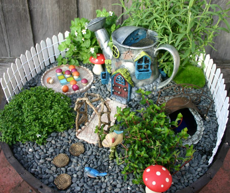 Cool Design With Garden Accessories