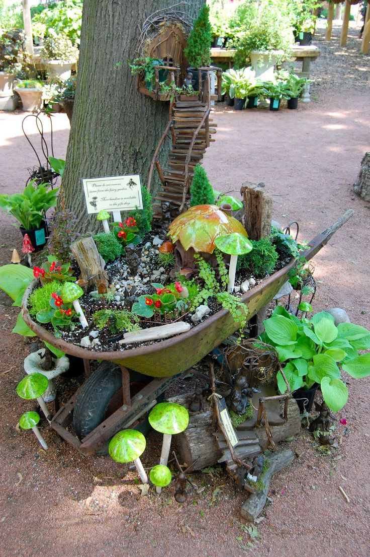 Diy Fairy Tree House