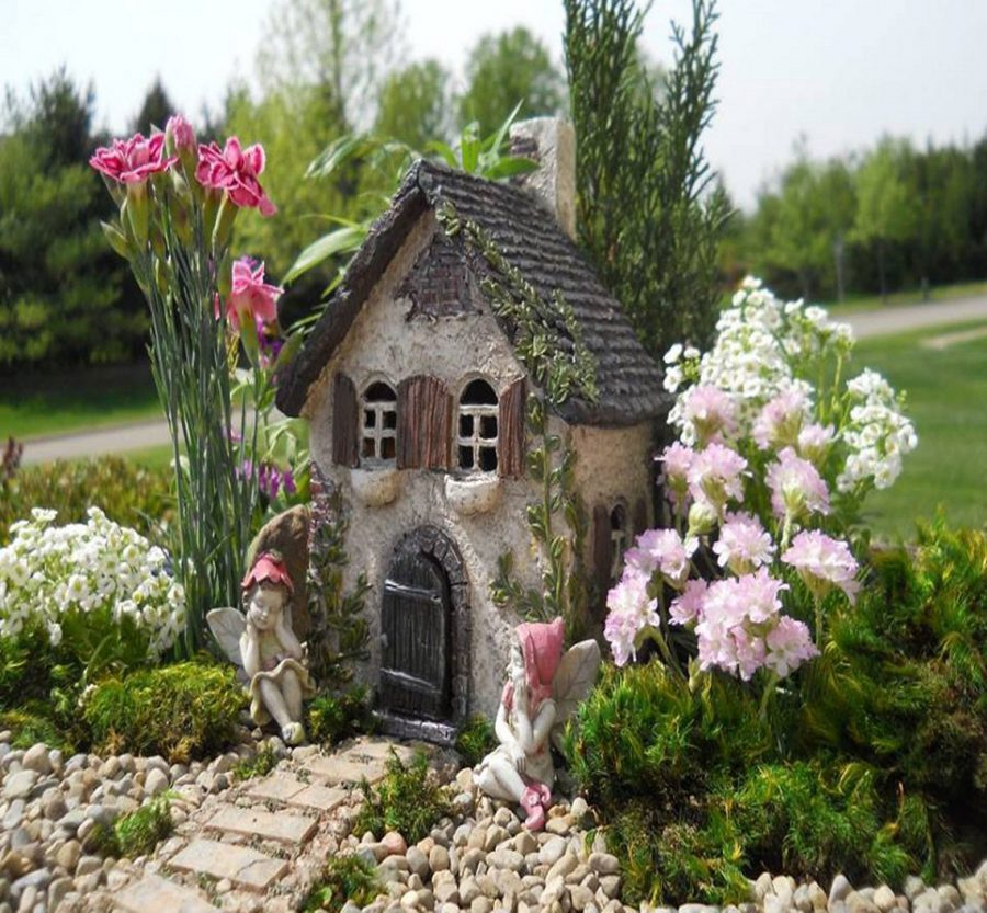 The 50 Best Diy Miniature Fairy Garden Ideas In 2017: 50 DIY Miniature Fairy Garden Design Ideas